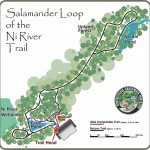 Salamander Loop of the Ni River Trail